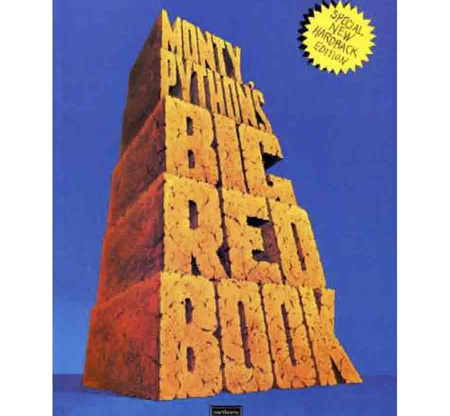 Monty Python's Big Red Book