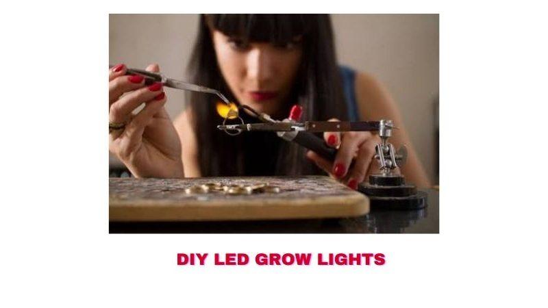 DIY LED GROW LIGHTS